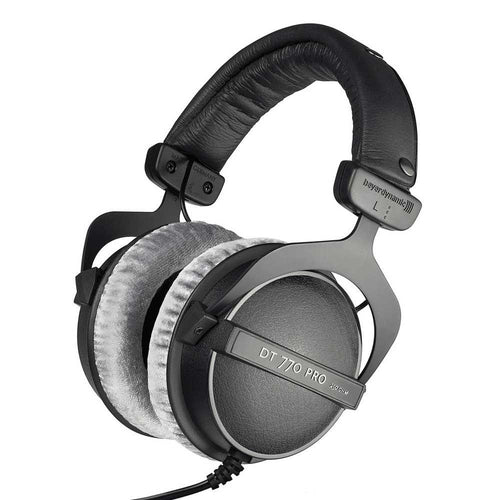Beyerdynamic DT770 Pro Black Studio Headphones