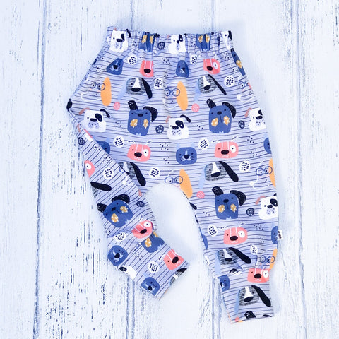 Puppies Harem Pants