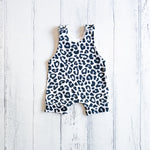 *NEW* Animal Print Summer Harem Romper