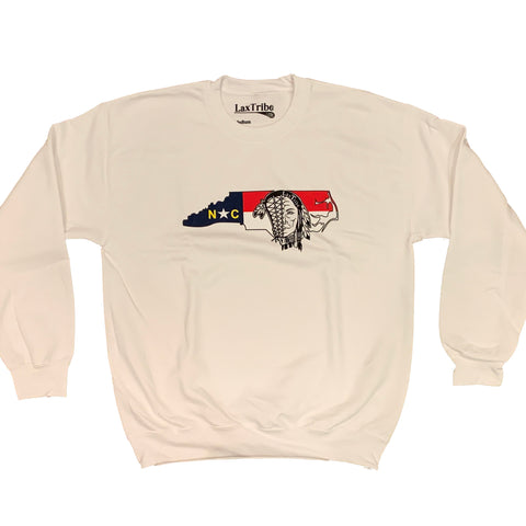 "Crewneck - ""North Carolina"" design"