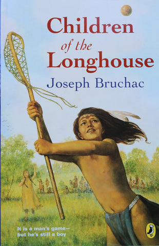 Book - Children of the Longhouse by Joseph Bruchac