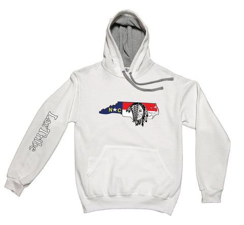 "Hoodie - ""North Carolina"" design"