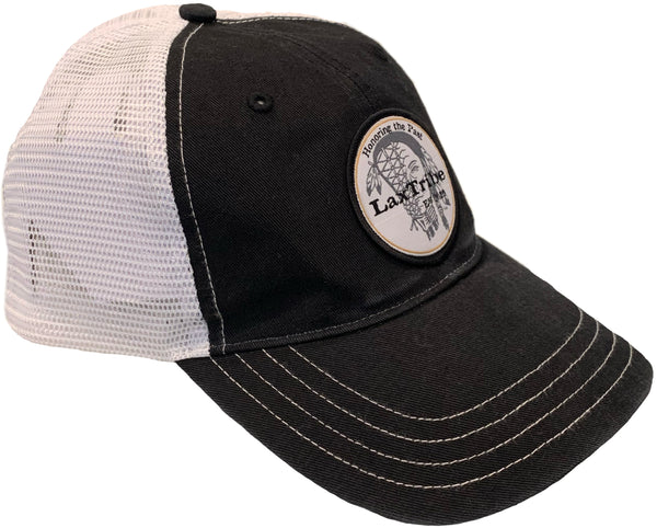 "Hat - Richardson's R111 - ""Flagship"" Patch Washed Trucker"
