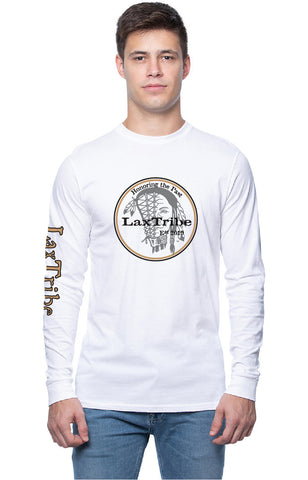 "T's - Long Sleeve Unisex - ""Flagship"" design - 100% Cotton - Made in USA"