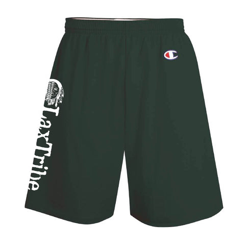 Shorts - 6 oz. 100% Cotton Champion Brand - Black