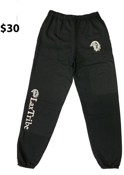 Sweatpants - None Pocketed LaxTribe Sweatpants