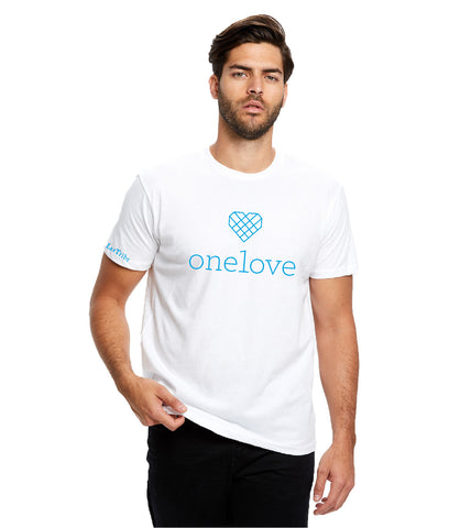 "T's - ""One Love Foundation"" Unisex Short Sleeve - 100% Cotton - Made in USA"
