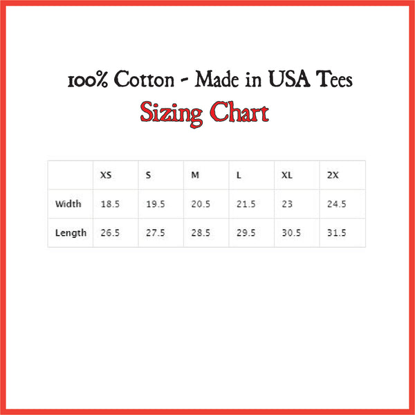 "T's - ""North Carolina"" design - Unisex Short Sleeve T - 100% Cotton - Made in USA"