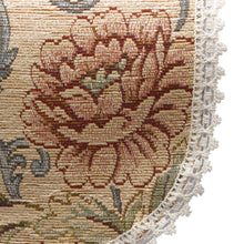 Load image into Gallery viewer, http://images.esellerpro.com/2278/I/190/419/9700-pink-flower-tapestry-chair-back-beige-close-up.jpg