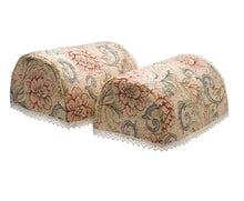 Load image into Gallery viewer, http://images.esellerpro.com/2278/I/190/419/9700-pink-flower-tapestry-round-arm-caps-beige.jpg