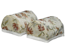 Load image into Gallery viewer, http://images.esellerpro.com/2278/I/151/483/FW421-tropicana-napery-floral-lattice-trim-arm-caps.jpg