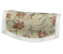 Load image into Gallery viewer, http://images.esellerpro.com/2278/I/151/483/FW421-tropicana-napery-floral-lattice-trim-chair-back.jpg