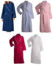 Load image into Gallery viewer, http://images.esellerpro.com/2278/I/150/751/HC1301-slenderella-ladies-waffle-bath-robe-dressing-gown-group-image.jpg