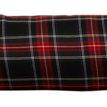 Load image into Gallery viewer, http://images.esellerpro.com/2278/I/202/435/black-stewart-tartan-check-draught-excluder-close-up.jpg