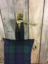 Load image into Gallery viewer, http://images.esellerpro.com/2278/I/202/455/black-watch-tartan-draught-excluder-handle.JPG