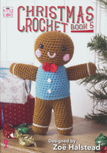 Load image into Gallery viewer, http://images.esellerpro.com/2278/I/180/567/christmas%20crochet%20book%205.JPG
