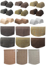 Load image into Gallery viewer, http://images.esellerpro.com/2278/I/179/743/harris-tweed-herringbone-round-arm-caps-chair-back-new-group-image.jpg