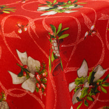 Load image into Gallery viewer, http://images.esellerpro.com/2278/I/133/744/holly-bow-christmas-xmas-festive-table-cloth-tablecloth-linen-close-up.jpg
