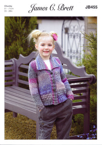 http://images.esellerpro.com/2278/I/144/637/james-brett-girls-chunky-knitting-pattern-collar-cardigan-JB455.jpg