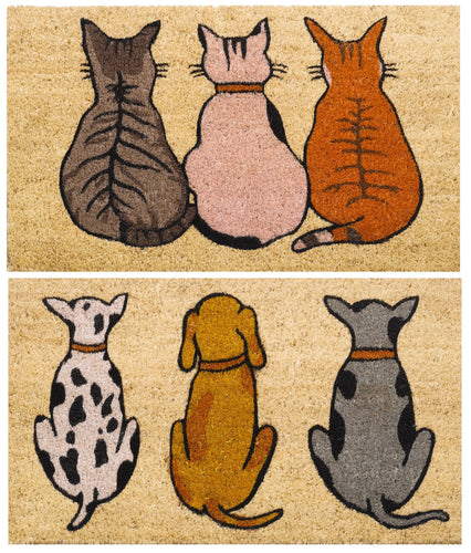 http://images.esellerpro.com/2278/I/194/578/kentwell-animals-coir-printed-design-mat-doormat-cats-dogs-group-image.jpg