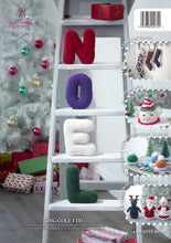 Load image into Gallery viewer, http://images.esellerpro.com/2278/I/159/923/king-cole-christmas-crochet-book-4-four-2.jpg