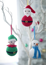 Load image into Gallery viewer, http://images.esellerpro.com/2278/I/159/923/king-cole-christmas-crochet-book-4-four-3.jpg