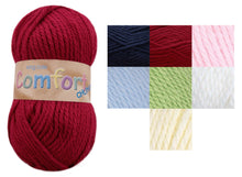 Load image into Gallery viewer, http://images.esellerpro.com/2278/I/931/88/king-cole-comfort-chunky-knitting-wool-group-image.jpg