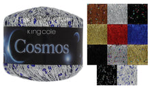 Load image into Gallery viewer, http://images.esellerpro.com/2278/I/114/155/king-cole-cosmos-craft-sequin-glitter-metallic-thread-group-image.jpg