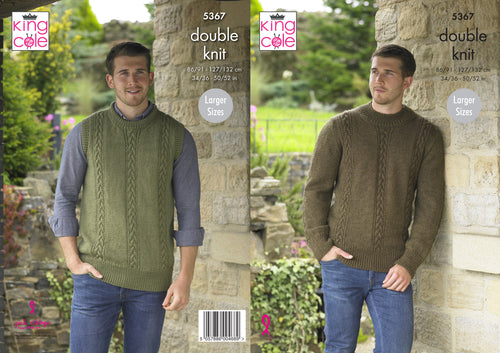 http://images.esellerpro.com/2278/I/170/610/king-cole-double-knit-knitting-pattern-mens-sweater-slipover-5367.jpg
