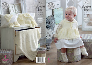 http://images.esellerpro.com/2278/I/142/575/king-cole-double-knitting-pattern-baby-jacket-bonnet-mittens-bootees-blanket-4946.jpg