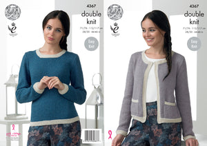 http://images.esellerpro.com/2278/I/124/552/king-cole-double-knitting-pattern-ladies-womens-easy-knit-jacket-sweater-4367.jpg