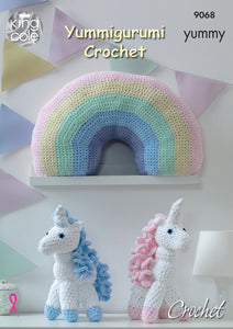 Comet the Unicorn Comet the Unicorn crochet pattern | 300x212