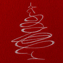 Load image into Gallery viewer, http://images.esellerpro.com/2278/I/122/507/merry-christmas-felt-snowflake-xmas-tree-placemat-close-up-1.jpg