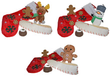 Load image into Gallery viewer, http://images.esellerpro.com/2278/I/134/477/petface-christmas-xmas-festive-dog-puppy-toy-pack-reindeer-snowman-gingerbread-stocking-set.jpg