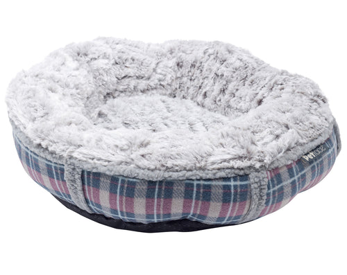 http://images.esellerpro.com/2278/I/148/852/petface-dove-grey-check-donut-bed-cat-dog-bedding.jpg