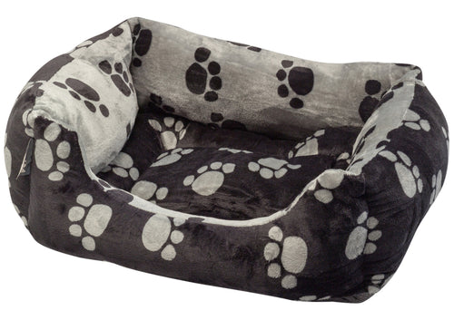 http://images.esellerpro.com/2278/I/129/050/petface-plush-paws-square-bed-grey-black.jpg
