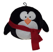Load image into Gallery viewer, http://images.esellerpro.com/2278/I/134/480/petface-plush-penguin-toy.JPG
