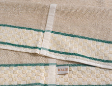 Load image into Gallery viewer, http://images.esellerpro.com/2278/I/146/975/roller-towel-traditional-cotton-kitchen-bathroom-hanging-hand-towels-green-close-up.jpg