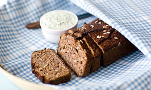 Wholemeal seven-grain bread with natural yeast, 630 g loaf