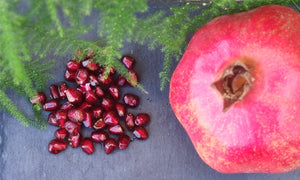 Pomegranate red large ~ 600g