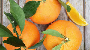 Orange juice is very sweet and juicy ~ 200g (we will have different sizes)