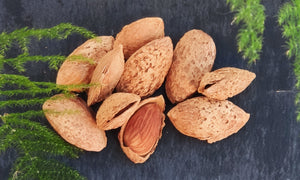 Almonds in shell 200g