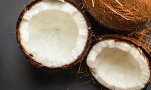 Fresh coconut from Costa Rica ~ 530g