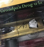 George Barris Signed Drag U La 1:18th Die-Cast