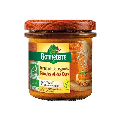 TARTINADE TOM AIL DE OURS 140G