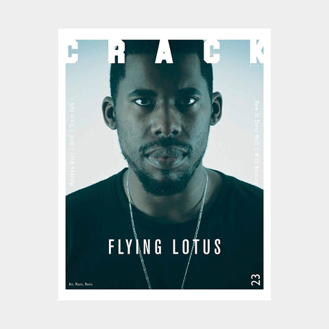 Issue 23 - Flying Lotus