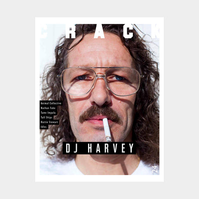 Issue 24 - DJ Harvey