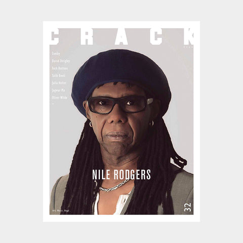 Issue 32 - Nile Rodgers