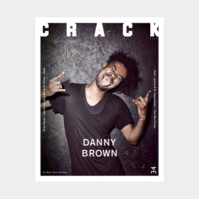 Issue 34 - Danny Brown