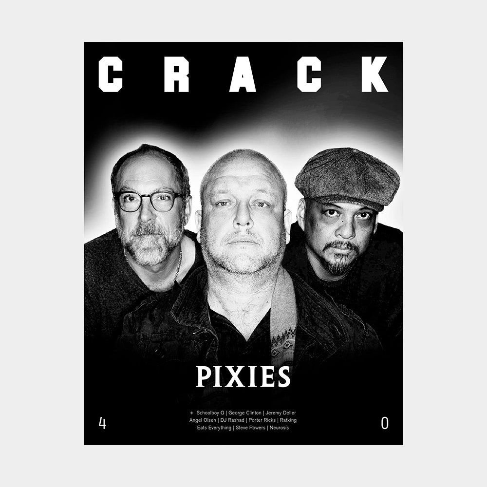 Issue 40 - Pixies